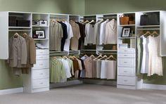 Cómo maximizar el espacio de tu armario