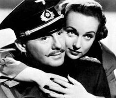 2 hilarious people: Jack Benny and Carole Lombard