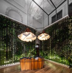 A look inside Louis Vuitton's Objets Nomades Collection Exhibition Ribbon Dance, Immersive Experience, S Monogram, Exhibition, Swinging Chair, Game Room, Colonial, Luxury Homes, Louis Vuitton