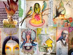 i found papaya in Paris and how glad i am to find Anahata Katkin blog finally. #awesome artist
