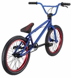 Eastern Bikes Ramrodder BMX Bike (Matte Midnight Blue, 20-Inch) by Eastern Bikes @ BicycleBMX .com
