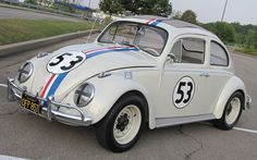 Another Herbie car has been uncovered! http://barnfinds.com/another-herbie-uncovered/