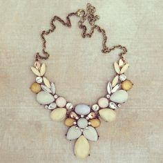 Want! - Winter Bookclub Necklace