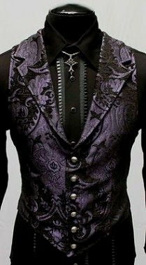 f83c81bf7b For many men and women that like wearing gothic style fashion clothes and