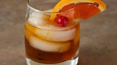 Blogger Angie McGowan of  Eclectic Recipes shares a classic Old-Fashioned cocktail recipe.