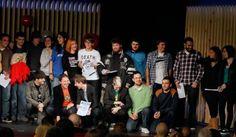 Ganadores de la primera edición de Feelmotion, el festival de cortos de animación e imagen real de ESNE, escuela universitaria de Diseño e Innovación
