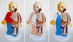 A look inside your favorite childhood toys. It isn't always pretty.