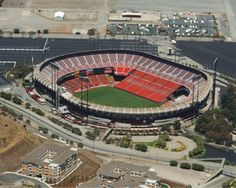 Candlestick Park - home of the San Francisco 49ers