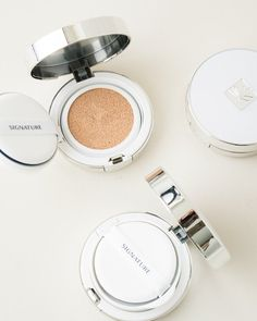 Missha Signature Essence Cushion - 9 bb creams recommended by Korean women and this is the best on the fly. Essence is a form of serum combined with coverage. Skincare and makeup. Worth a try?