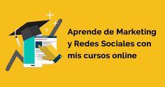 Cursos online Marketing & Redes Sociales