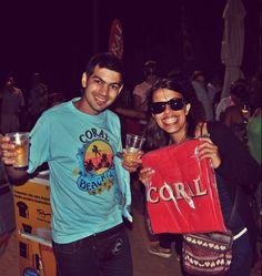 Coral Beach Party - Festas de Verão #CervejaCORAL