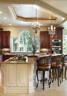 Beautiful kitchen! | Irvine Home Blog      ᘡղbᘠ