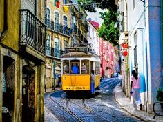 Ежедневная прогулка по Лиссабону — необычные экскурсии в Лиссабоне