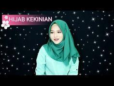 Tutorial Hijab Segiempat Simple dan Kekinian dari Hijab Saudia | Amalia Kurnia - YouTube