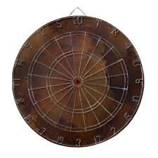 Shop Old Rusted Look Dart Board created by DizzyDebbie. Personalize it with photos & text or purchase as is!