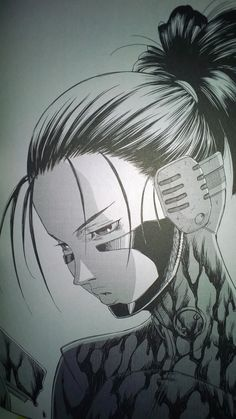 Gunnm - Battle Angel Alita, bloody angel