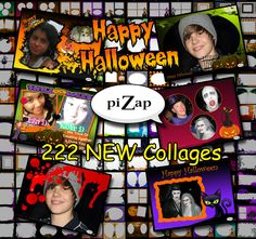 #piZap Halloween