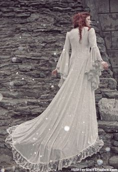 Dream Wedding Dress... There she is....