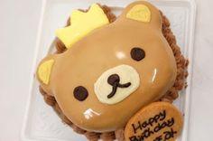 king rilakkuma cake ♥ Dessert