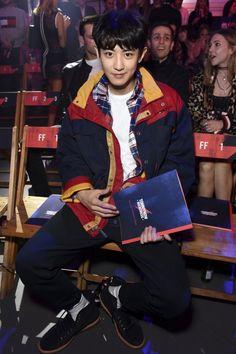 Chanyeol được Vogue khen ngợi