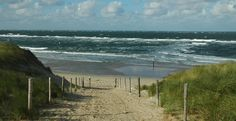 The beach, Texel