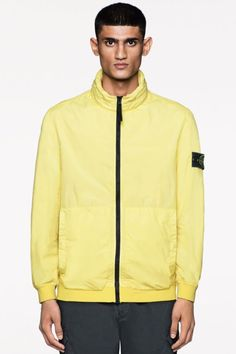 Discover the new Stone Island collection. Shop on the Official Online Store, with secure payments and worldwide shipping. Italian Outfits, Italian Clothing, Line Stone, Stone Island Junior, Stone Island Shadow Project, Bomber Jacket, Spring Summer, Jackets