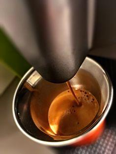 Guten Morgen…es ist schon wieder #TGIF Zeit und was passt da besser als ein #Arpeggio #Kaffee von @Nespresso #TGIN #whatelse