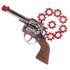 Les pistoles de ferro amb les que el meu cosí Cesar ens atacava!!!!