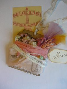 Gorgeous Paris In The Spring French Ribbons by LeFrenchChateau, $5.00  This looks like fun too...Mmmmm