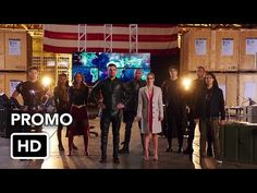The Flash, Arrow, Supergirl, DC's Legends of Tomorrow - 4 Night Crossover Event Promo #2 (HD) - YouTube