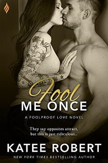 With Love for Books: Book Review - Fool Me Once by Katee Robert