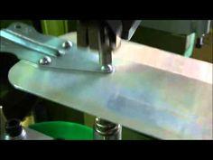 Fan blade riveting machine  Auto feed Single head