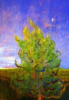 Ponderosa Pine Tree Colorado http://www.azureartisan.com/