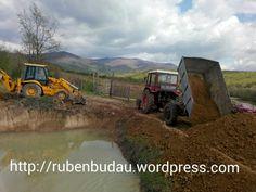 Apa din precipitații utilizată în Ferma Bărzani Monster Trucks, Farm Gate, Plant