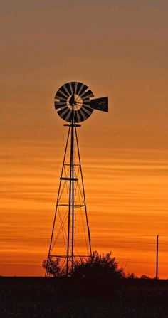 #Butler #Windmill #Sunrise by Bonfire Photography