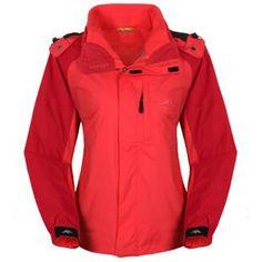 TOPSKY – Butterfly Waterproof Breathable Three-in-one Womens Ski Jacket « Clothing Impulse