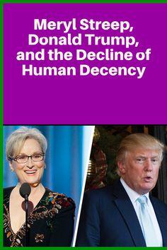 Meryl Streep|Donald