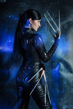 Lady Deathstrike from X-Men 2  Cosplayer: Oniksiya Sofinikum