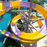 Phuket Orchid Resort and Spa unveils giant water slide
