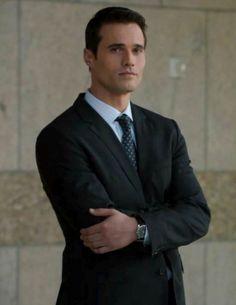 Brett Dalton as Grant Ward from Marvel's Agents of S.H.I.E.L.D., Season 1, Episode 12 - Seeds