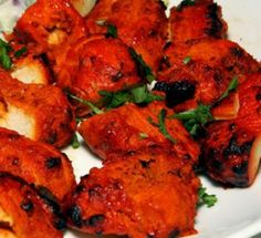 Healthy Chicken Tikka