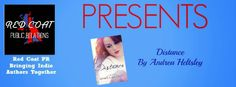 Author Sandra Love: Distance by Andrea Heltsley Cover Reveal