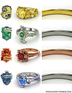 sailor moon rings - Google Search