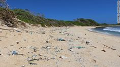 Originally, some thought a Japanese tsunami caused an uptick in trash flooding Hawaii's shoreline, but a new survey suggests otherwise.