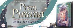 #PremPurana #Romance #Mythology Spotlight: Prem Purana by Usha Narayanan Latest book from Author Usha Narayanan Prem Purana. I got my copy, eager to read Love in the times of Purana :)  http://grabthebook.blogspot.in/2018/02/spotlight-prem-purana-by-usha-narayanan.html