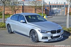 bmw serie 3 touring m performance silver - Google zoeken