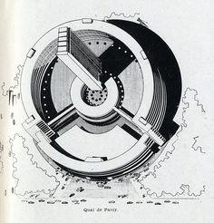 Henry Bernard. Architecture D'Aujourd'Hui v. 24 no. 49 Oct 1953
