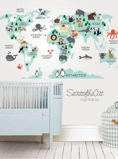 17 amazing neutral travel baby nursery images infant room nursery rh pinterest com