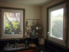 Ascot Vale - High peformance low-e double glazed insert windows