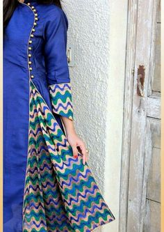 New look kurties Pakistani Dresses, Indian Dresses, Indian Outfits, Salwar Designs, Blouse Designs, Indian Attire, Indian Wear, Lehenga, Anarkali